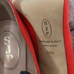 SJP by Sarah Jessica Parker Shoes - NWT SJP Daphne Grosgrain Pump Size 6 or 36&1/2